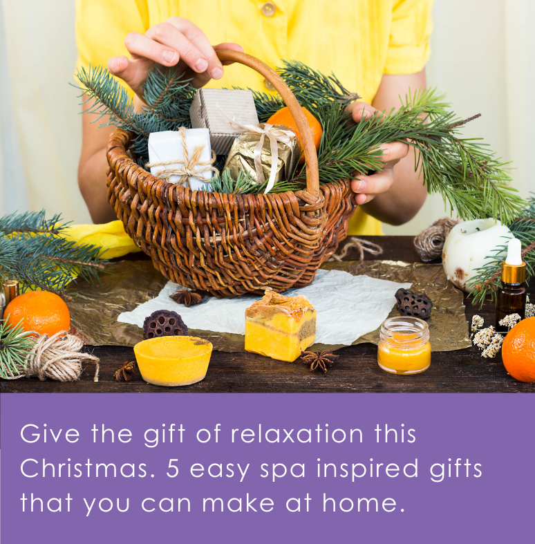 Give the Gift of Relaxation this Christmas