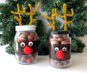Homemade Biscuit Jars Image