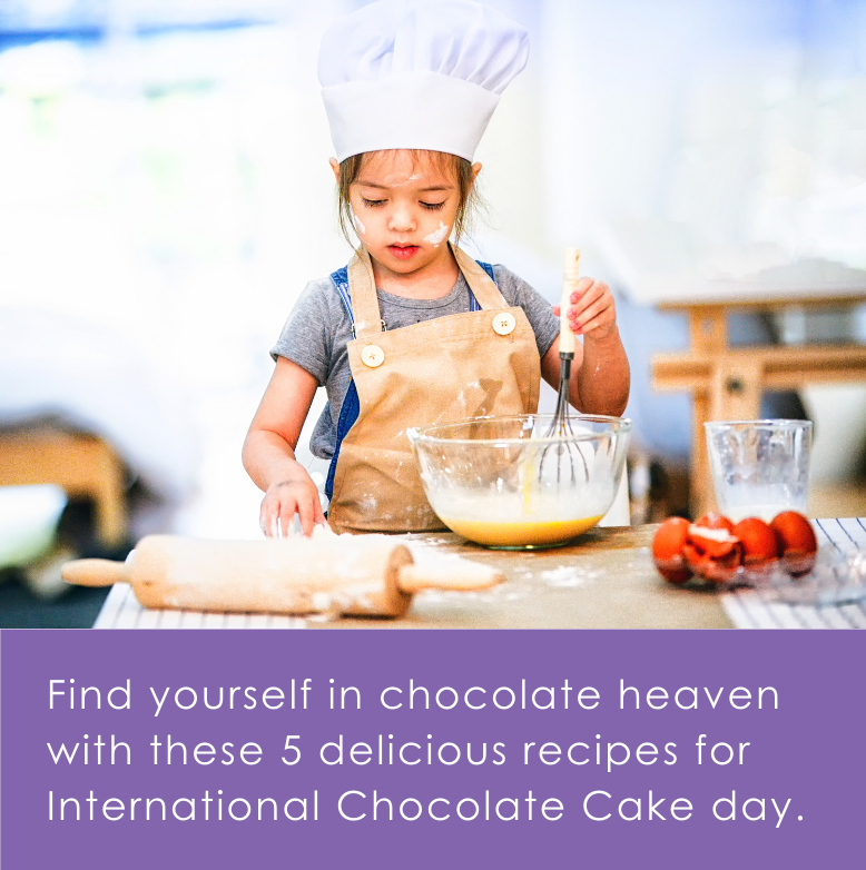Chocolate cake day feature image