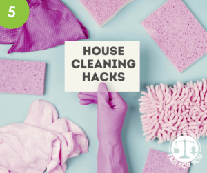 Cleaning Hacks Image