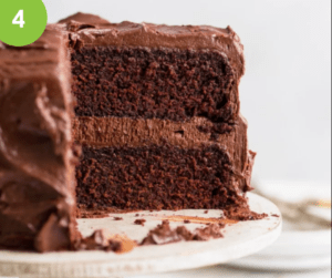 Gluten-free cake image