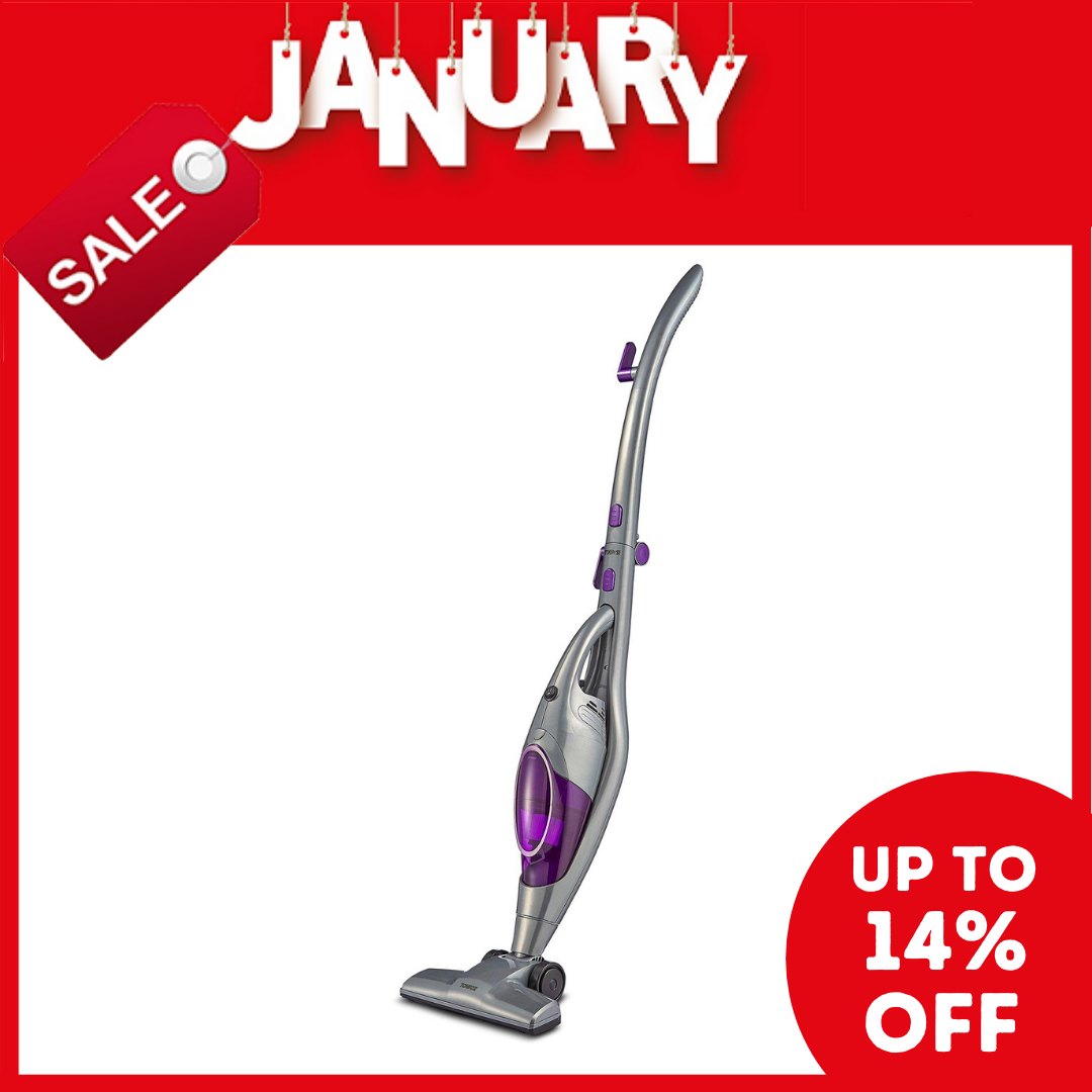 Tower Corded 2in1 Stick Vacuum