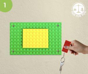 Lego Keyholder Image